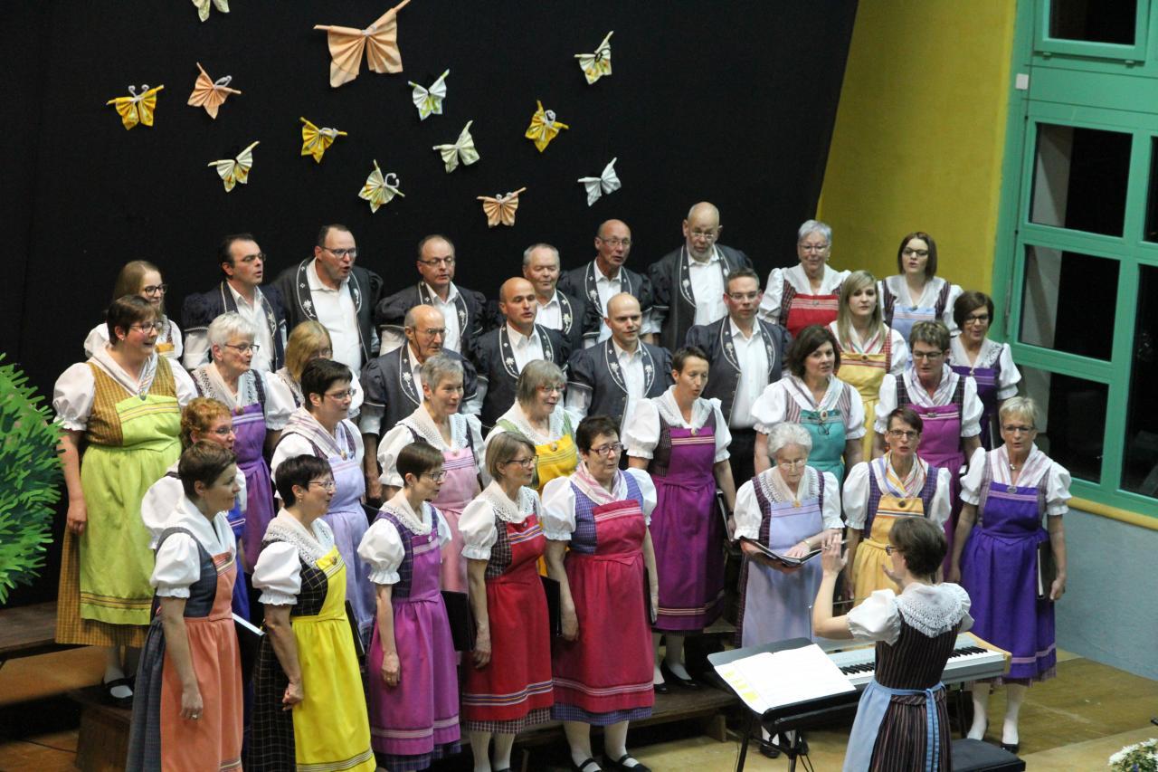 Concert annuel 2017